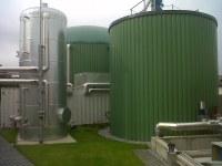 Biogasanlage Kleinbautzen