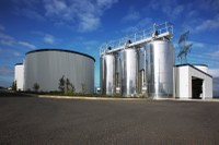 Bioabfallvergärung Malchin